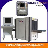 Scanner approuvé de rayon X de bagages de système de criblage de garantie de la CE (6550)