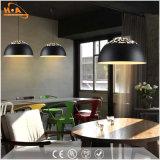 Indicatore luminoso Pendant progettato semplice del ferro dell'indicatore luminoso della sospensione per la casa/ristorante