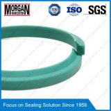 P1 anel de borracha do selo da poeira do cilindro hidráulico do perfil NBR/FKM