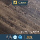 Plancher en bois stratifié par HDF d'Eir d'enduit de cire
