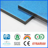 El panel compuesto de aluminio de la capa de la alta calidad 4m m PVDF, el panel compuesto plástico de aluminio, 4m m Acm