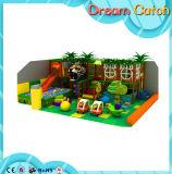 Cour de jeu animale Equipmment de paradis de place d'enfants