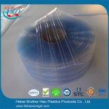 Bleu-clair transparent de bande de PVC de plus basse température de congélateur