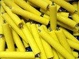 Personnaliser le rouleau d'unité centrale, rouleaux en caoutchouc de silicium, rouleaux d'Équivalent-Pression, transporter le rouleau, rouleau d'élastomère de polyuréthane