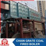 Caldaia a vapore infornata carbone orizzontale industriale del Doppio-Timpano dello SZL 35-1.25MPa