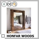 كبيرة حجم بالية مرآة إطار إطار خشبيّة لأنّ فندق زخرفة