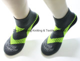 Unsichtbare Socken-Knöchel Ment Baumwollsocken