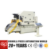 Alimentador automático de folha de bobina com alisador para linha de imprensa (MAC4-1600F)