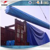 Tubo galvanizado para estrutura de aço de construção de cerca