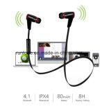 Шлемофоны Earbuds наушников спорта наушников Bluetooth беспроволочные для iPhone