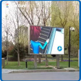 pH6 옥외 풀 컬러 LED 영상 벽