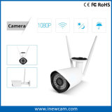 Heiße Radioapparat 1080P 4CH CCTV-Überwachung WiFi NVR Installationssätze (Kameras IP-NVR+4)