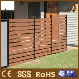 Смесь WPC китайского изготовления деревянная обшивает панелями загородку для декора сада