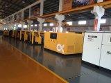 compressore d'aria rotativo sommerso olio lubrificato della vite dell'azionamento diretto di 350HP 250kw