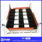 Stapeln der Ladeplatten-materiellen Zahnstange der Autoteile