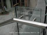Inferriata Finished rispecchiata moderna del corrimano dell'acciaio inossidabile per il balcone