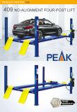 Outils de levage automobiles de sûreté d'Électrique-Air de poste élevé du système de régulation 4 (409)