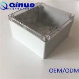 Transaprent empêchent les prises électriques imperméables à l'eau en plastique d'ABS de la poussière IP65