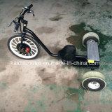 Motorino di spostamento di mobilità elettrica delle 3 rotelle