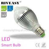 5W LEDの誘導ライトLED球根ライトLEDスマートな球根Bis