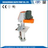 Hohe Kapazitäts-versenkbares Wasser-vertikale Schleuderpumpe mit Gummizwischenlage