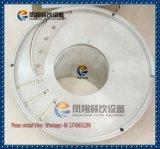 (FC-503) Имбирь отрезая Shredding автомат для резки