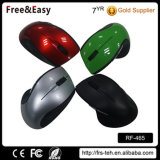 顧客用光学2.4GHz無線コンピュータマウス