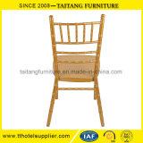 Chinesische Großhandelsmetallgoldhochzeits-Stühle