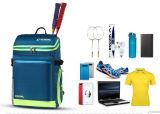 Wasserdichter Gewebe-Schläger-Rucksack für Badminton oder Tennis