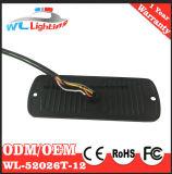 Lampada doppia ultra sottile del supporto della superficie di riga 12 LED