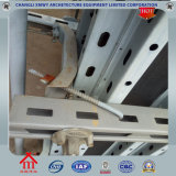 Componentes de concreto Máquina de construção de paredes Sistema de cofragem de aço