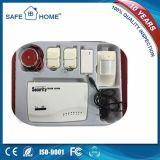 Het beste Verkopende Draadloze GSM Intelligente Systeem van het Alarm met de Prijs van de Fabriek