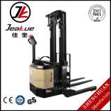 中国の熱い販売1.4t-1.8t Staddleの完全な電気スタッカー