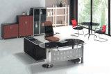 Forniture di ufficio superiori di vetro di MFC della scrivania di Exeuctive (NS-ND134)