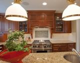 Mobilia piana misura alla moda della cucina
