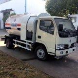 gás de 5cbm LPG que reenche o caminhão de tanque