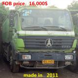 De vasteland Gebruikte Motor van de Vrachtwagen