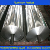 A folha de alumínio lubrific 1100 H24 H14 O 0.07mm