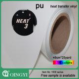 Винил передачи тепла PU гибкого трубопровода Qin Gyi для одежды и мешка