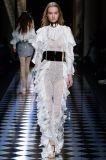 Tela florida del cordón para Lingerie Body Suit Nightgowns de señora de lujo
