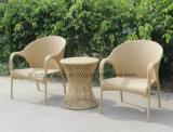 Стекируемые кресло для Открытый Мебель из ротанга Рождеством