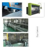 Fabricação de metal da folha da precisão para a tampa de ventilador do processador central (GL016)