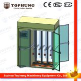 Maquinaria de dobra do teste do cabo do fio de 90 graus