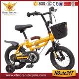Rotes gelbes rosafarbenes Kind-Fahrrad/Kind-Fahrrad