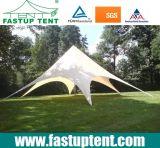 Tenda a forma di stella promozionale di alluminio del ragno del Palo Sunshed con il marchio