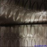 Couro novo de Semi-PLUTÔNIO do projeto 2016 para o Upholstery da tampa da mobília