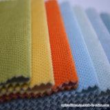 Tissu de capitonnage en gros de velours de Polyerster pour le textile à la maison