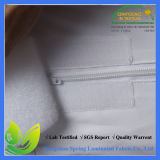 Tampa Hypoallergenic final do colchão do cuidado da base com Zipper