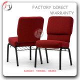 Проложенные стулы Bookrack индустрий ткани поставляя (JC-60)