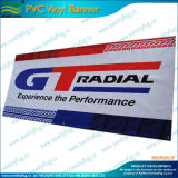 Bandera colgante al aire libre plástica de las banderas de Frontlit de la flexión retroiluminada del PVC (T-NF26P07017)
